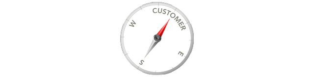customer centric compass