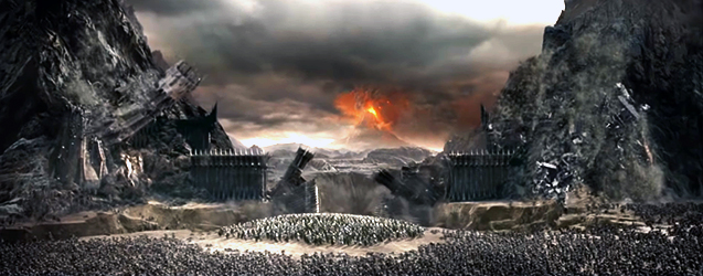 Mordor is destroyed